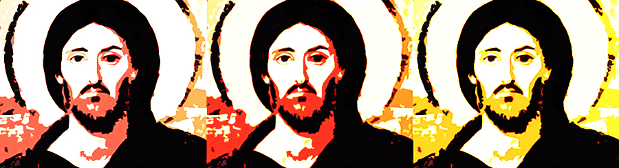 Jesus pop art 900.245