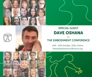 Dave Oshana at The Embodiment Conference 2020