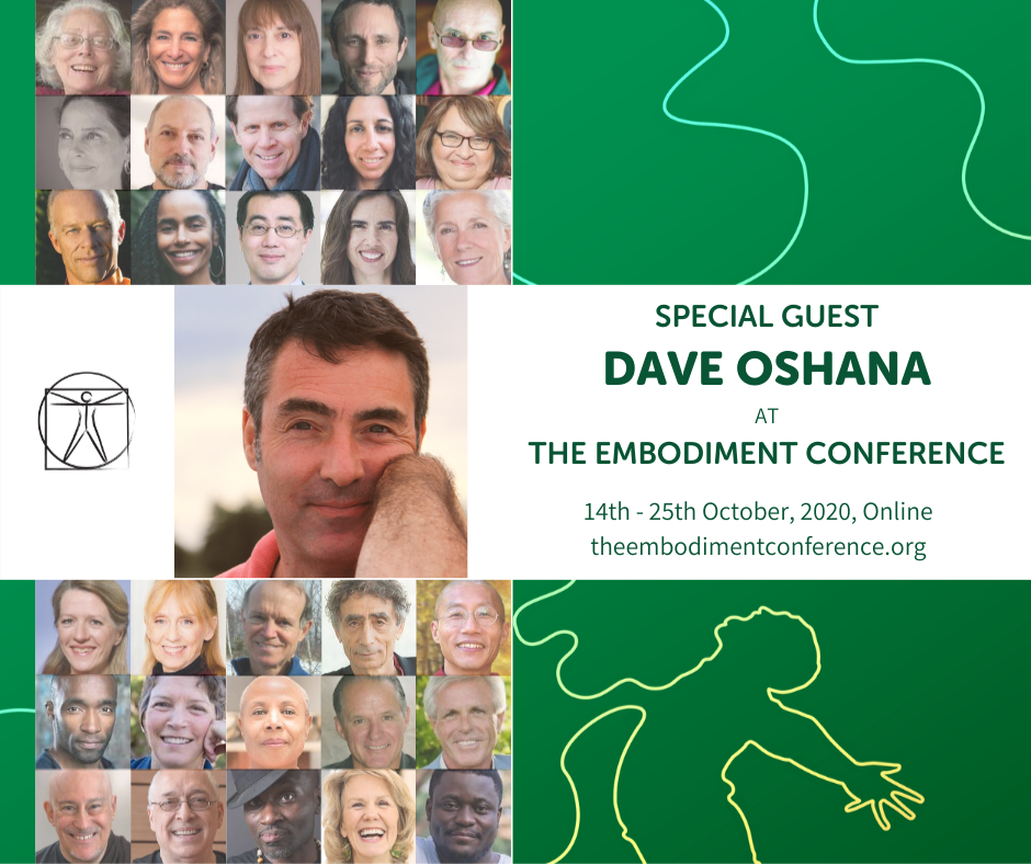 Dave Oshana at The Embodiment Conference 2020 -