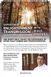 2018-09-26_Portland_Intro_Enlightenment_Transmission_Poster