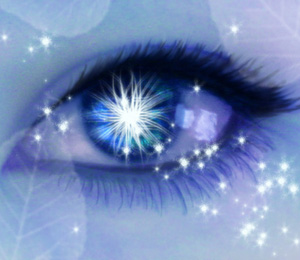 sparkling star eye